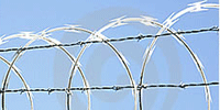 high-security-fencing-razor-wire-nylofor-securifor-sentinel-Razor Wire