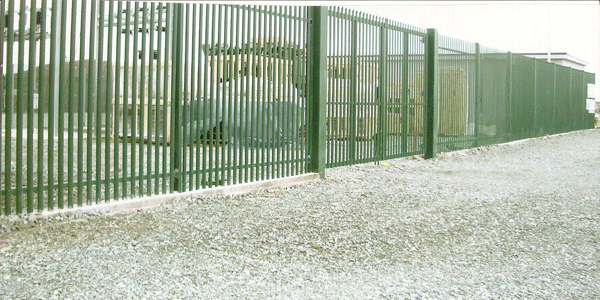 security-fencing-palisade-nylofor-securifor-sentinel-General Purpose Palisade